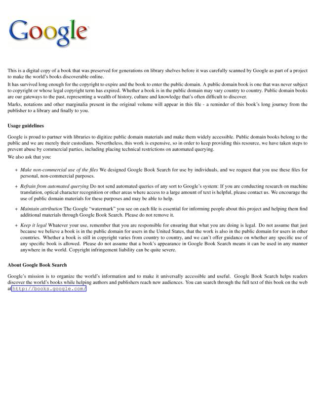 John William Small James Ronald - The Earl of Mar's Lodging, Stirling: Historical and Architectural