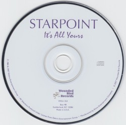 Starpoint - This Is So Right