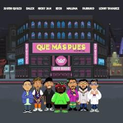 Sech - Que Mas Pues (Remix) feat. Nicky Jam,Farruko,Dalex,Lenny Tavárez