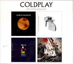 Coldplay 4 CD Catalogue Set by Coldplay