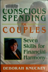 Cover of: Conscious spending for couples | Deborah Knuckey