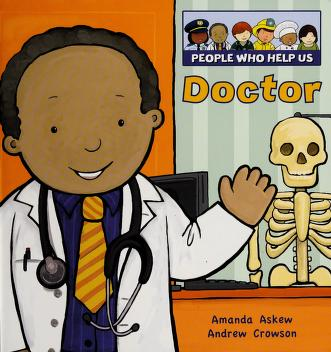 Cover of: Doctor | Amanda Askew