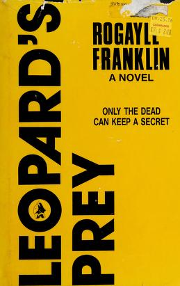 Cover of: Leopard's Prey | Rogayle Franklin