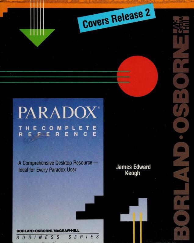 Paradox by James Edward Keogh