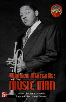 Cover of: Wynton Marsalis   Anne Miranda